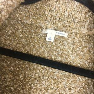Halogen Sweaters - Halogen > Double Breasted Long Cardigan w/ Pockets